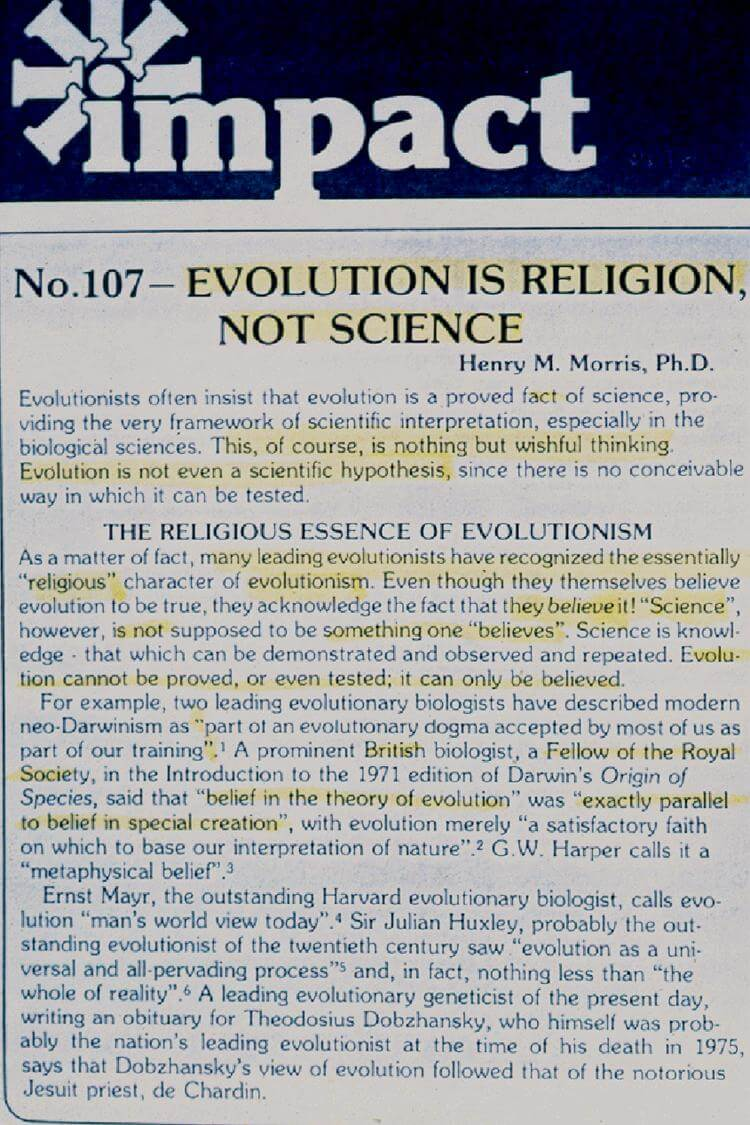 is evolution a true theory The theory of evolution is strong enough that nearly half these  natural  selection has been observed to happen in the real world, with.